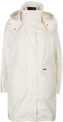 Woolrich Hooded Long Parka Coat