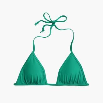 J.Crew Playa Miami string bikini top