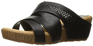 BareTraps Women's Gemyni Wedge Slide Sandal $25.75 thestylecure.com