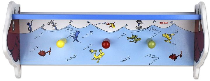 "Trend Lab Dr. Seuss ""One Fish, Two Fish"" Shelf by"
