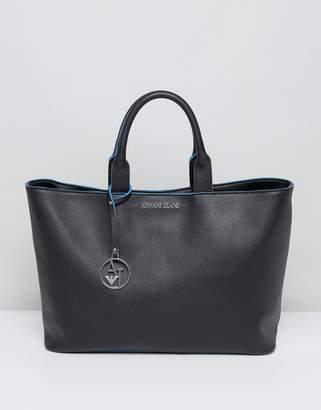 Armani Jeans Simple Tote Bag