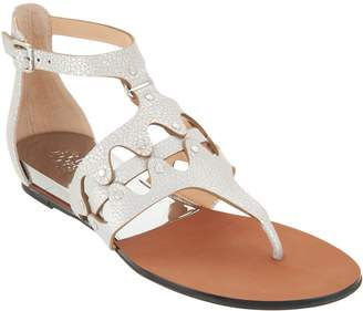 Vince Camuto Leather_Thong Flat_Sandals - Arlanian