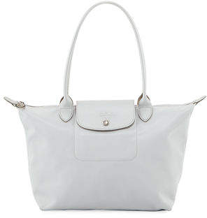 Longchamp Le Pliage Neo Medium Nylon Shoulder Tote Bag