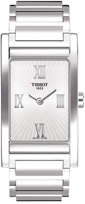 Tissot Women's Happy Chic Bracelet Watch, 23mm