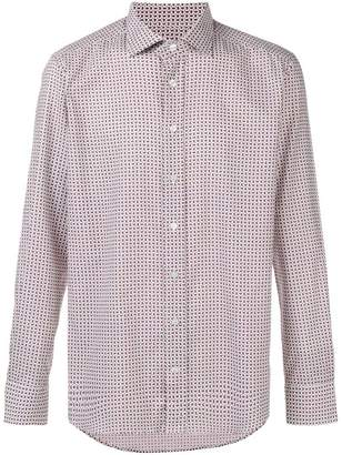 Etro paisley print fitted shirt