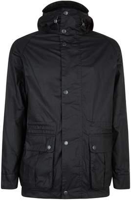 Barbour Ridge Hooded Wax Jacket