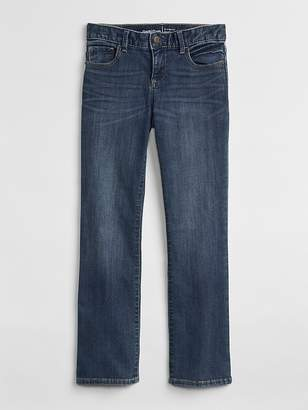 Gap Mid Rise Boot Jeans in High Stretch