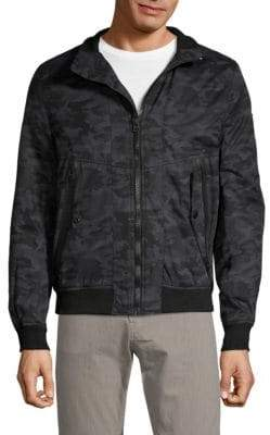Superdry Camouflage Full-Zip Jacket