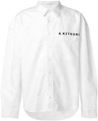 x Ader logo shirt