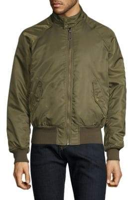 Baracuta G9 Slim-Fit Winter Flight Jacket