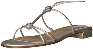 Stuart Weitzman Women's Tweety Flat Sandal
