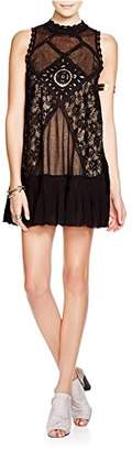 Free People Women's Angel Lace Dress