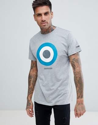 Lambretta Ringer Target T-Shirt