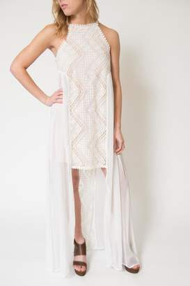 Line & Dot Lyon Maxi Dress