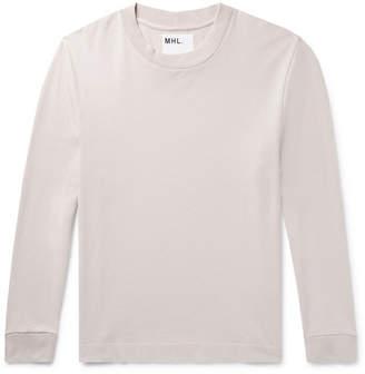 Margaret Howell Cotton-Jersey T-Shirt