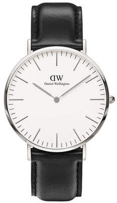 Daniel Wellington 40mm Classic Sheffield Watch