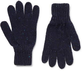 Drakes Drake's Donegal Merino Wool Gloves
