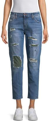 Joe's Jeans Women's The Ex-Lover Ankle Loose Boyfriend Jeans