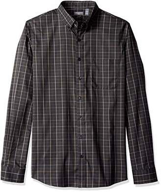 Van Heusen Men's Big Tall Slim Flex Stretch Non Iron Shirt