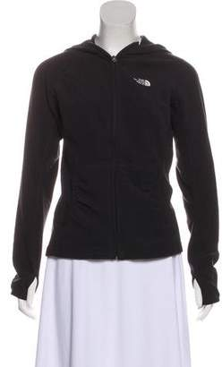 The North Face Long Sleeve Hooded Sweater
