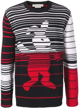 Marni Dance Bunny striped jumper