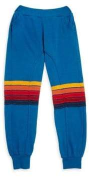 Aviator Nation Toddler's, Little Boy's& Boy's Moto Stripe Sweatpants