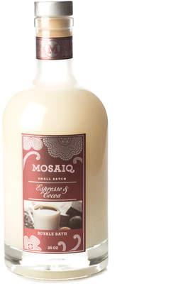 Mosaiq 25Oz Espresso & Cocoa Bubble Bath