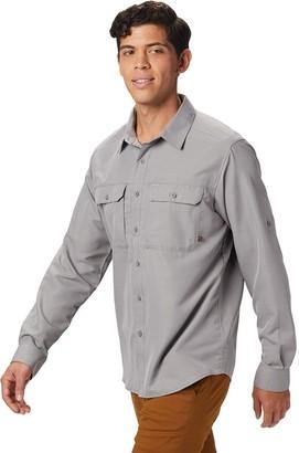 Mountain Hardwear Canyon Long-Sleeve Shirt - Men's