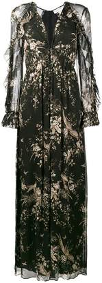 Zimmermann maples floral print jumpsuit
