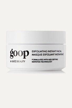Goop Exfoliating Instant Facial, 50ml - Colorless