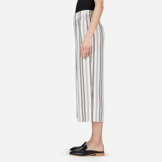 The Silk Wide Leg Pant $125 thestylecure.com