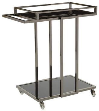Office Star OSP Designs by Products Angela Serving Cart