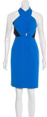 Dion Lee Knee-Length Halter Dress w/ Tags