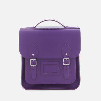 The Cambridge Satchel Company Women's Small Portrait Backpack - Purple