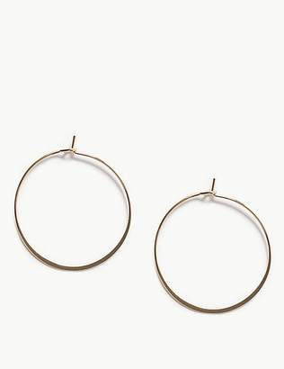 Marks and Spencer Round Hoop Earrings