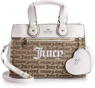 Juicy Couture Popout Heart Satchel