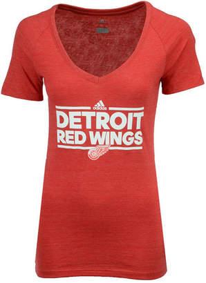 adidas Women's Detroit Red Wings Dassler T-Shirt