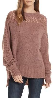 Brochu Walker Josep Alpaca Wool Sweater