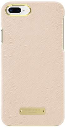 sugar paper Wrap Case for iPhone 8 Plus & iPhone 7 Plus - Blush Saffiano