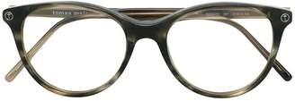 Tomas Maier Eyewear round glasses