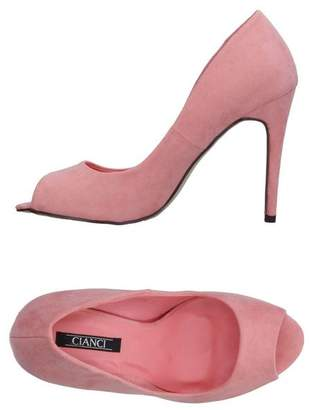 Pink Court Shoes - ShopStyle UK 6da7d49ebbac4