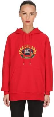 Burberry Esker Cotton Sweatshirt Hoodie