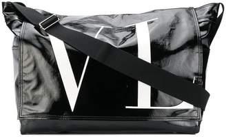 Valentino large VLTN messenger bag