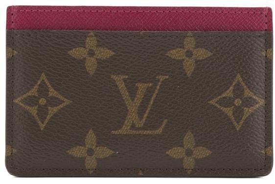 Louis VuittonLouis Vuitton Monogram Card Holder (Pre Owned)