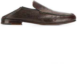 Ermenegildo Zegna step-back loafers