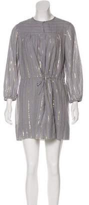 Isabel Marant Striped Mini Dress