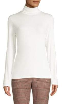 Max Mara Long Sleeve Turtleneck