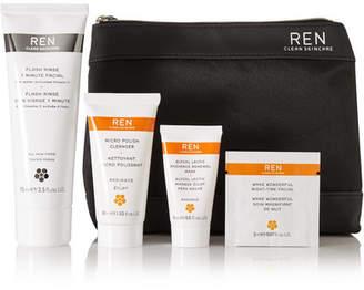 Ren Skincare Radiance Kit - Colorless