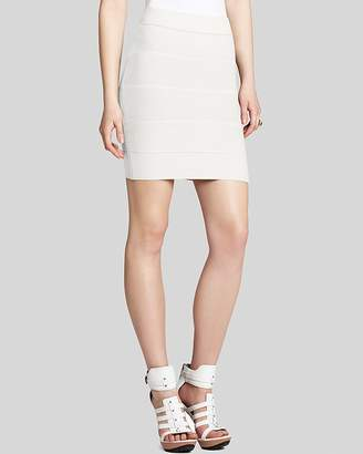 BCBGMAXAZRIA Skirt - Simone Textured Power