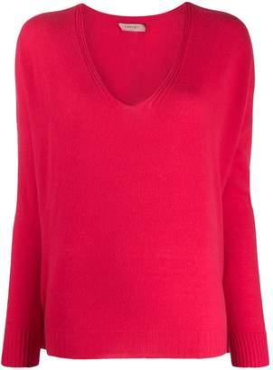 Twin-Set V-neck jumper
